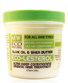 Eco Natural Eco Lesterol Olive Oil And Shea Butter