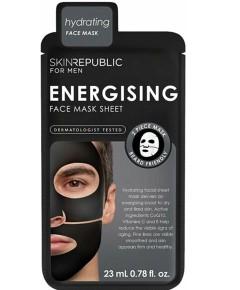 Skin Republic For Men Energising Face Mask Sheet