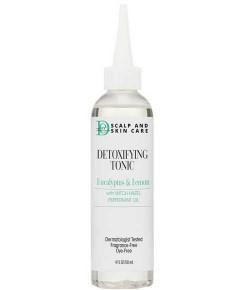 Scalp And Skin Care Eucalyptus And Lemon Detoxifying Tonic