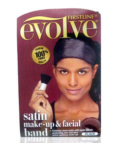 Evolve Satin Make Up And Facial Band