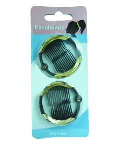 Excellence Small Ring Comb Duo