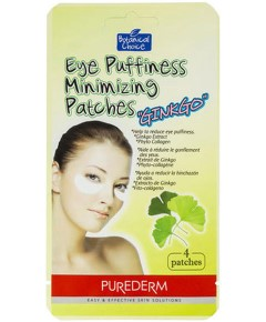 Purederm Eye Puffiness Minimizing Ginkgo Patches