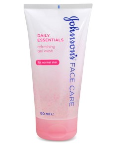 Johnsons Face Care Daily Essentials Refreshing Gel Wash