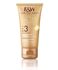 Gold Ultimate Protect Sunscreen Cream SPF 50