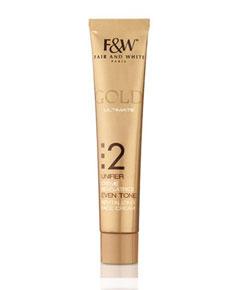 Gold Ultimate Even Tone Revitalizing Fade Cream