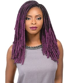 African Collection Syn Faux Locks