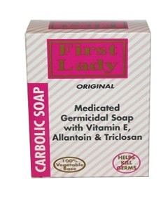 First Lady Original Medicated Germicidal Soap