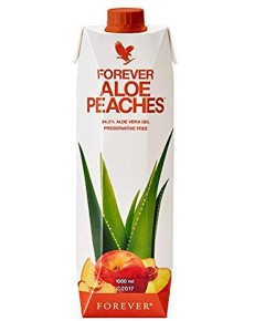 Forever Living Aloe Peaches