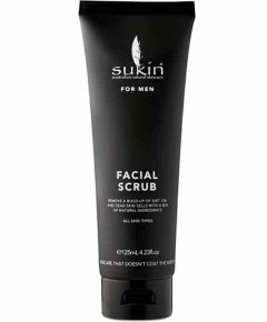 For Men Facial Scrub