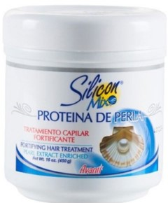 Silicon Mix Pearl Extract Fortifying Hair Treatment