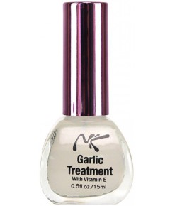 NK Garlic Treatment With Vitamin E