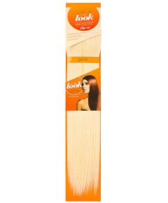 The Look Synthetic 5 Pieces Clip In Hair Extension