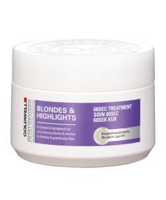 Dualsenses Blondes 60 Sec Treatment