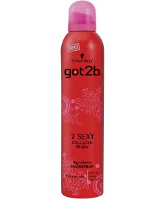 Got2b 2 Sexy Big Volumizing Hairspray