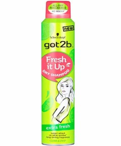 Got2b Extra Fresh It Up Clean And Crisp Dry Shampoo