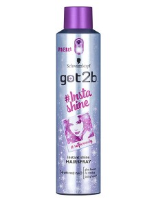 Got2b Instant Shine Hairspray