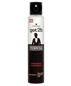 Got2b Phenomenal Finishing Hairspray