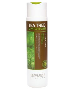 Tea Tree And Witch Hazel Cleansing Shampoo