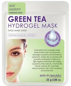 Skin Republic Green Tea Anti Oxidant Hydrogel Mask