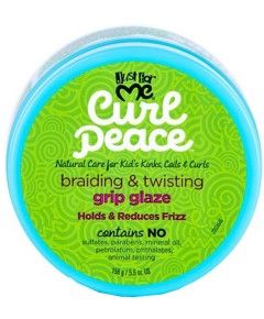 Curl Peace Braiding And Twisting Grip Glaze