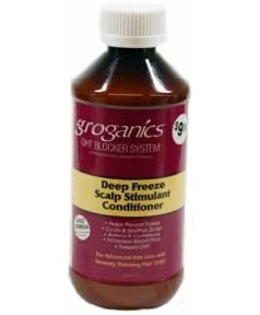 Groganics Deep Freeze Scalp Stimulant Conditioner