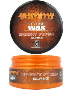 Gummy Finish Glanz Styling Wax