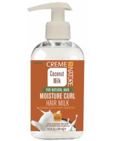 Coconut Milk Moisture Curl Hair Milk