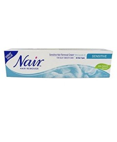 Nair Sensitive Hair Removal Cream