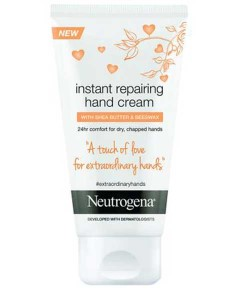 Neutrogena Instant Repairing Hand Cream With Shea Butter And Beeswax