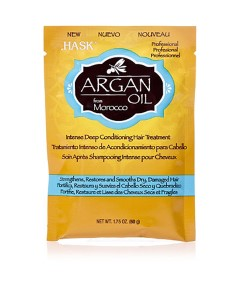Hask Argan Oil From Morocco Intense Deep Conditioning Hair Treatment