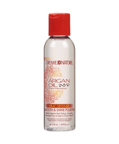 Argan Oil Heat Defense Smooth And Shine Polisher