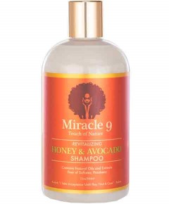 Revitalizing Honey And Avocado Shampoo