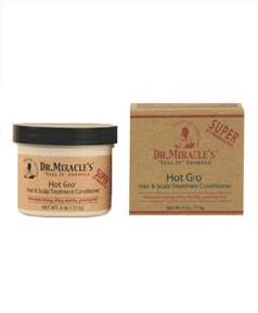 Dr.Miracles Hot Gro Hair n Scalp Treatment Super
