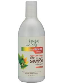 Hawaiian Silky 14 In 1 Miracles Apple Cider Vinegar Hair So Soft Shampoo