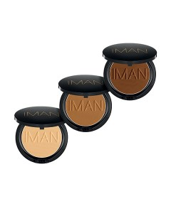 Iman Luxury Pressed Powder
