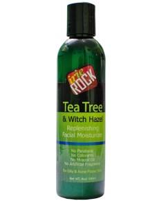 Irie Rock Tea Tree And Witch Hazel Replenishing Facial Moisturizer