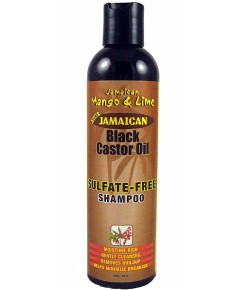 Jamaican Mango And Lime Black Castor Oil Sulfate Free Shampoo