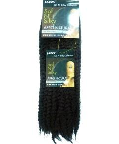 Jazzy Syn Afro Soft N Silky Braid