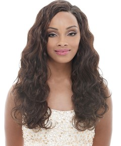 Natural Brazilian Bundle 1 Pack Solution Syn S Wave 6PCS