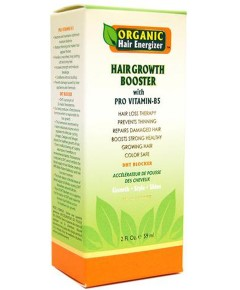Organic Hair Energizer Hair Growth Booster