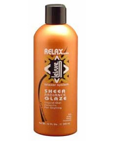 Relax with Leisure Sheer Radiance Glaze Liquid Gel