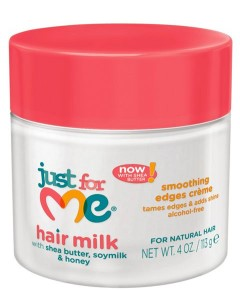 Kids Styling Just For Me Hair Milk Smoothing Edges Creme