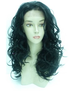 Dark Evolution Syn Kajol Lace Wig