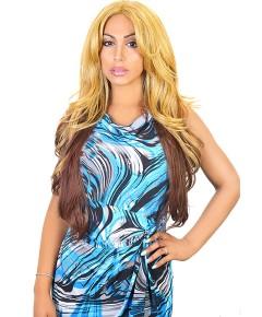 Essential HH Premium Blend HB Mercedes Lace Wig