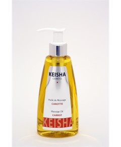 Keisha Carrot Massage Oil
