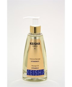 Keisha Vitamin E Massage Oil