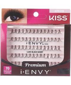 I Envy Luxe Black Flare Short Lashes KPE01B