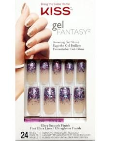 Kiss Products Kiss Nail Art Kiss Gel Fantasy Nails 61504