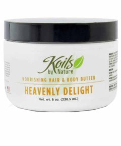 Heavenly Delight Nourishing Hair And Body Butter