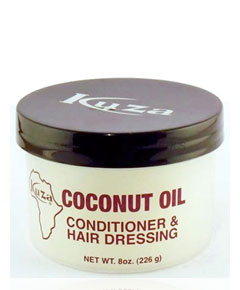 Coconut Oil Conditioner And Hair Dressing